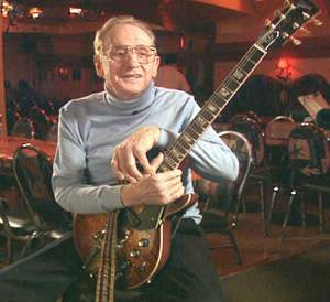 Les Paul at The Iridium in New York City
