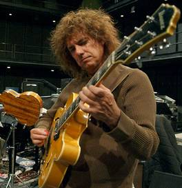 Guitarist Pat Metheny
