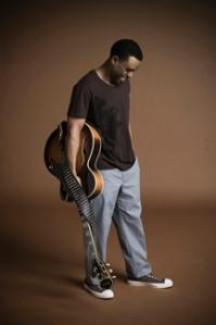 Guitarist Norman Brown